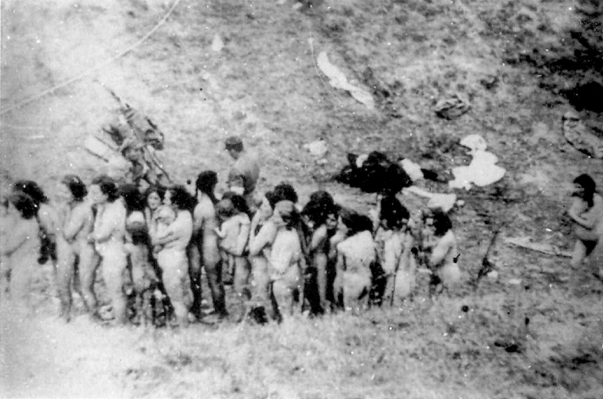 holocaust naked women pictures